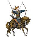 Japanese Horseman
