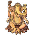 Vintage Ganesh