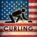 Curling T-shirt, Curling Gifts