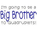 Big Brother to Quadruplets