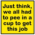 Pee Cup