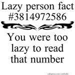 Lazy Number