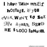 Ransom Myself