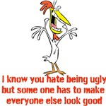 Ugly Chicken