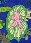Large Botanical (pink)