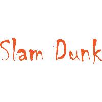 Slam Dunk * hit ball hard in hole