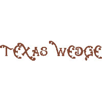 Texas Wedge * putter from off the green