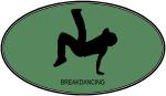 Breakdancing (euro-green)