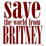 Save the world from Britney