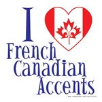 French Canadian Accents