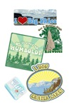 Tourist Collage