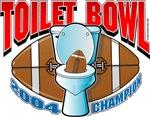 2004 Fantasy Football Toiltet Bowl Champion
