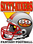 FFL 69ers Helmet
