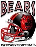 FFL Bears Helmet