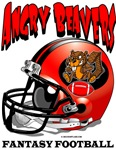 FFL Angry Beavers Helmet