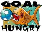 Goal Hungry Piranha
