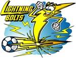 Lightning Bolts Soccer