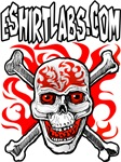 eShirtLabs.Com Skull Bones