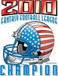 2010 FFL Champion Helmet