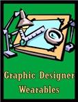 Graphic Designer Wearables