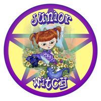 Junior Witch Pentacle