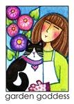 GARDEN CAT No. 4