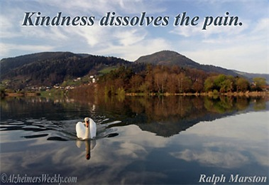 Kindness Dissolves the Pain