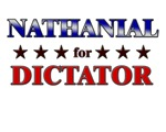 NATHANIAL for dictator