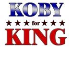 KOBY for king