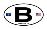 B Euro Oval - Beaverton, OR