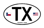 Texas Euro Oval - TX