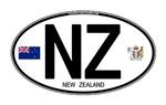 New Zealand Euro Oval