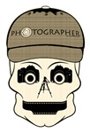 PHOTOGRAPHER SKULL CANDY