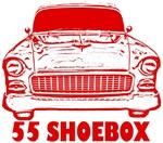 RED 55 SHOEBOX