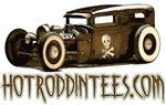 Hot Roddin tees-Rat Rod