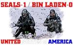 Bin Laden VS Navy Seals