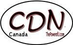 Canada Decals, Sportswear, & Gear