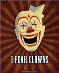 I Fear Clowns