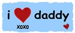 i love daddy xoxo