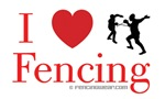 I Love Fencing