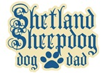 Shetland Sheepdog Dad