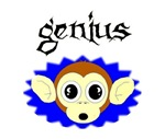 GENIUS (MONKEY FACE)
