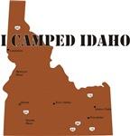 I Camped Idaho