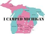 I Camped Michigan