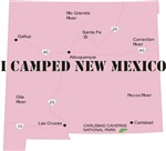 I Camped New Mexico
