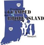I Camped Rhode Island