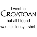 I went to Croatoan