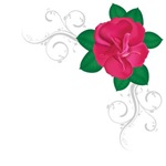 Mini Rose Flourish