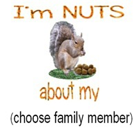 <b>NUTS ABOUT MY FAMILY</b>