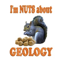 <b>NUTS ABOUT GEOLOGY</b>